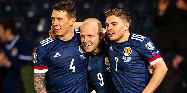 Scotland FA Home games